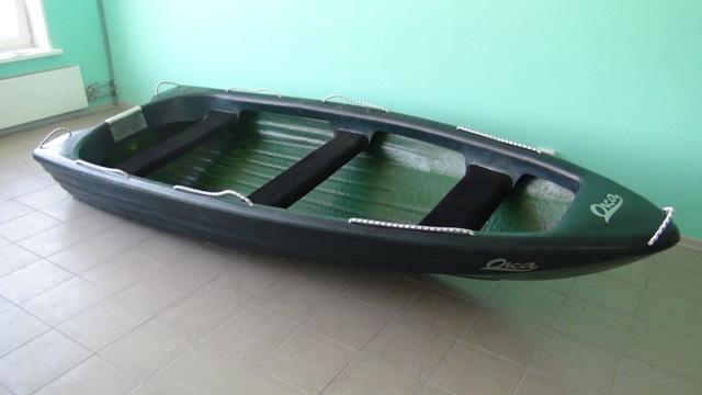 Лодка из полиэтилена своими руками