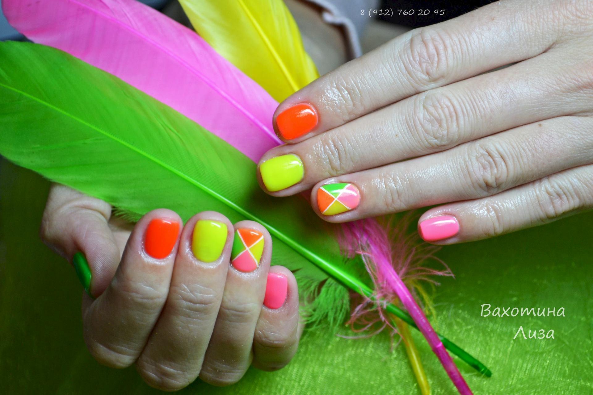 Мой отзыв о покрытии ногтей цветным гелем OPI 77