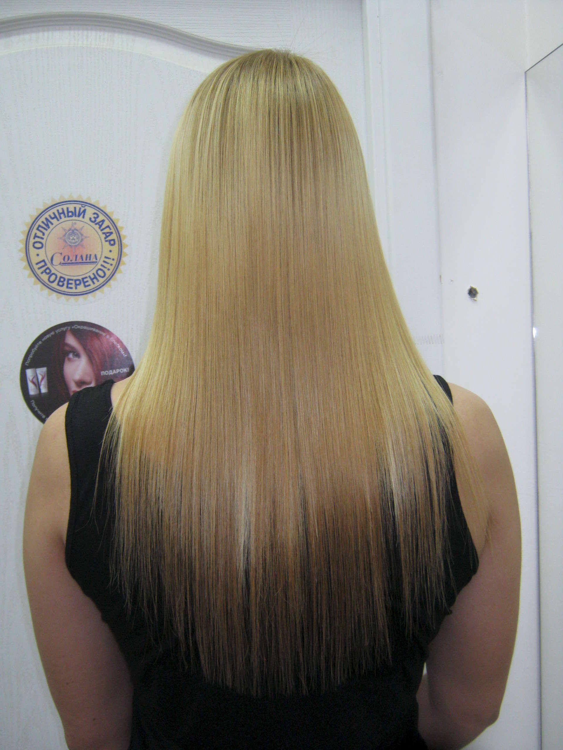 Покраска волос амбре картинки - 6a