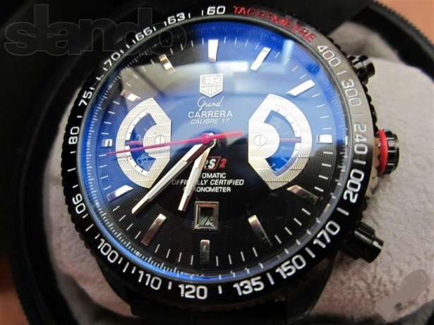 Часы tag heuer grand carrera calibre 17 rs