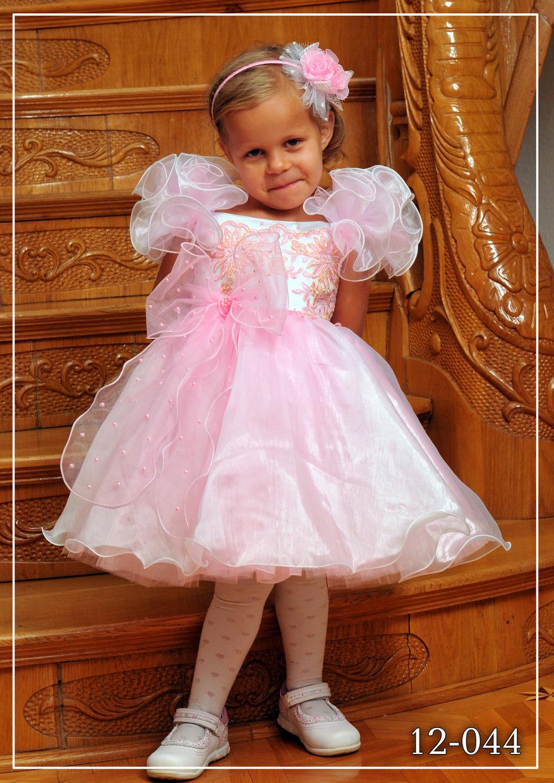Нарядные платья для девочек украина 7