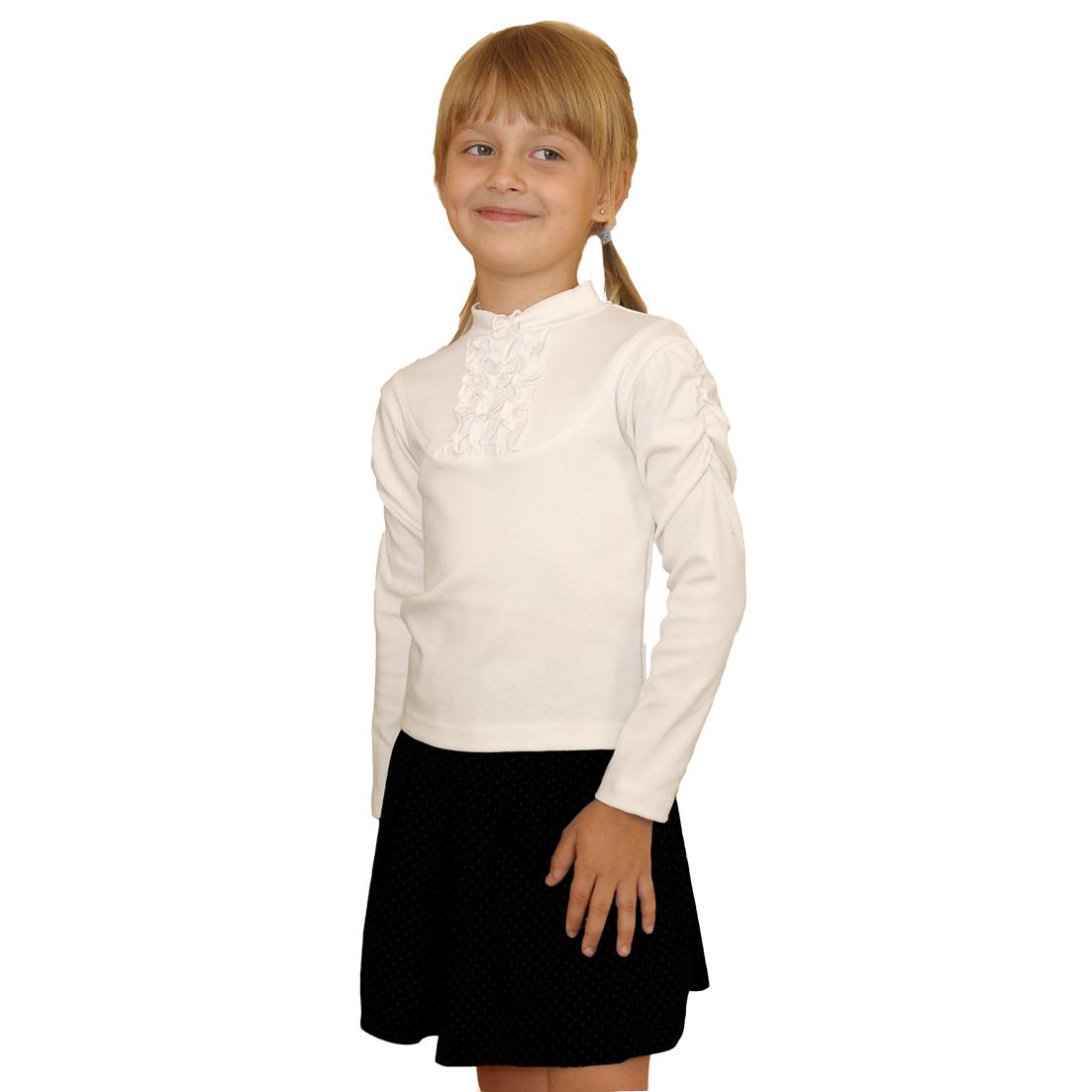 Блузки Школьные Водолазки