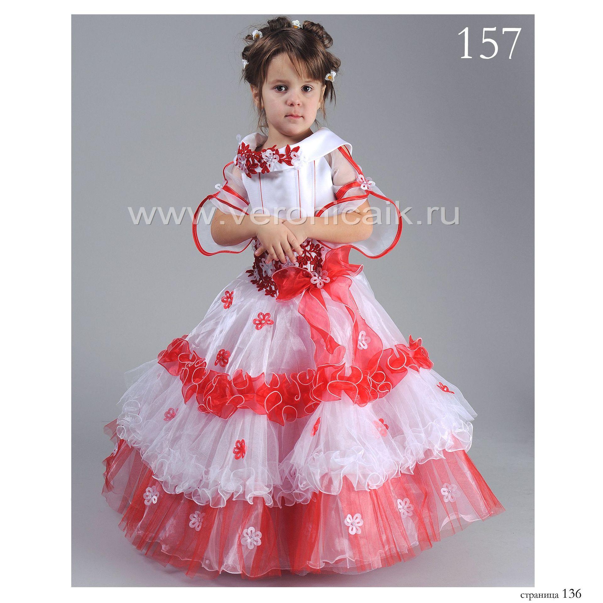 фото детские платья для девочек нарядные