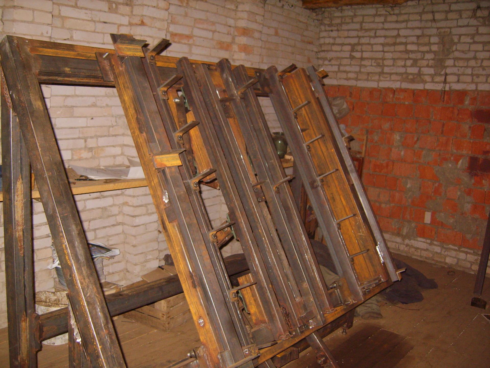 Стол для производства поддонов 3