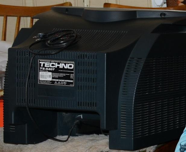 Инструкция к телевизору techno ts 5407