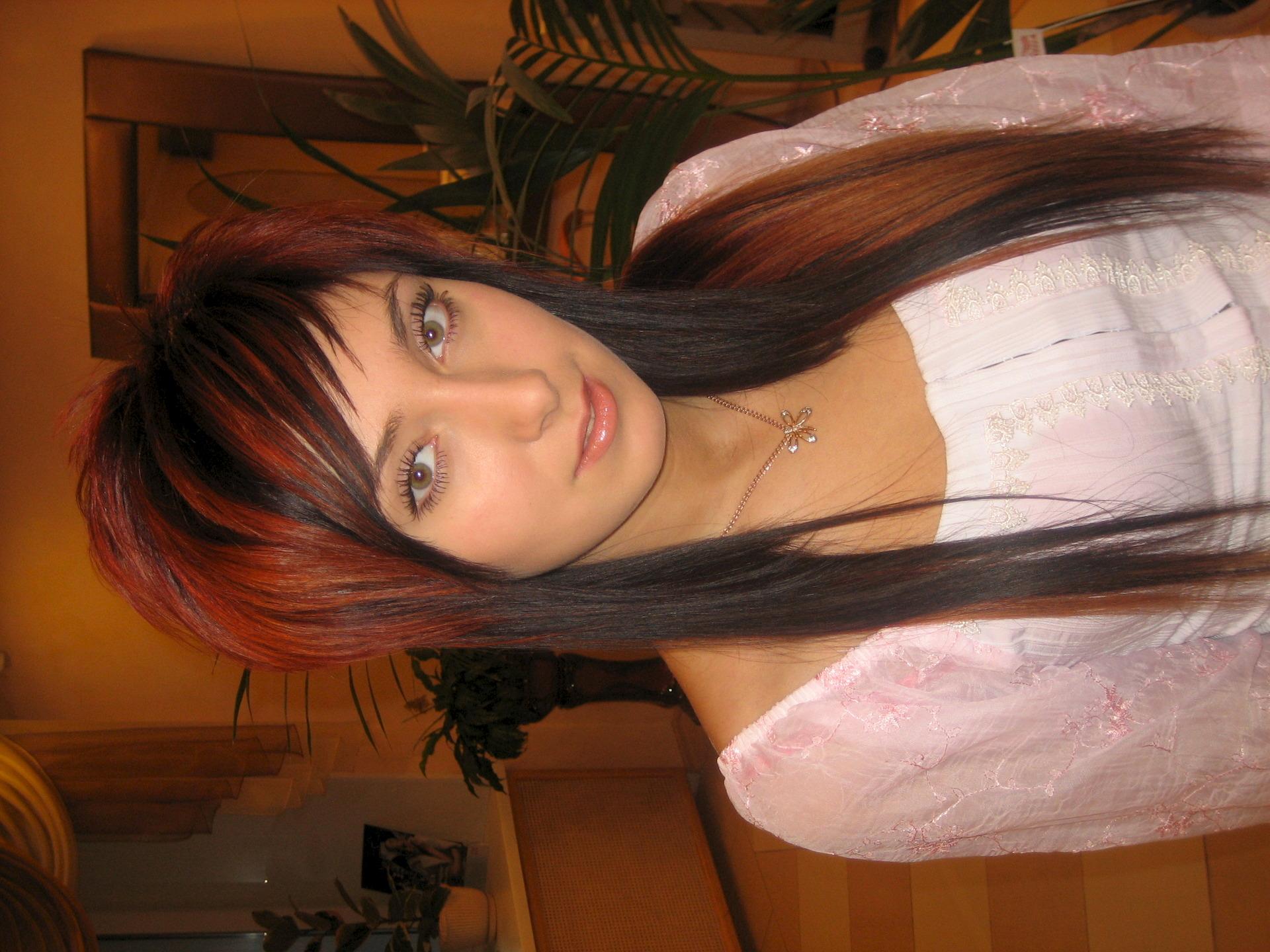 Покраска волос кофе фото 6