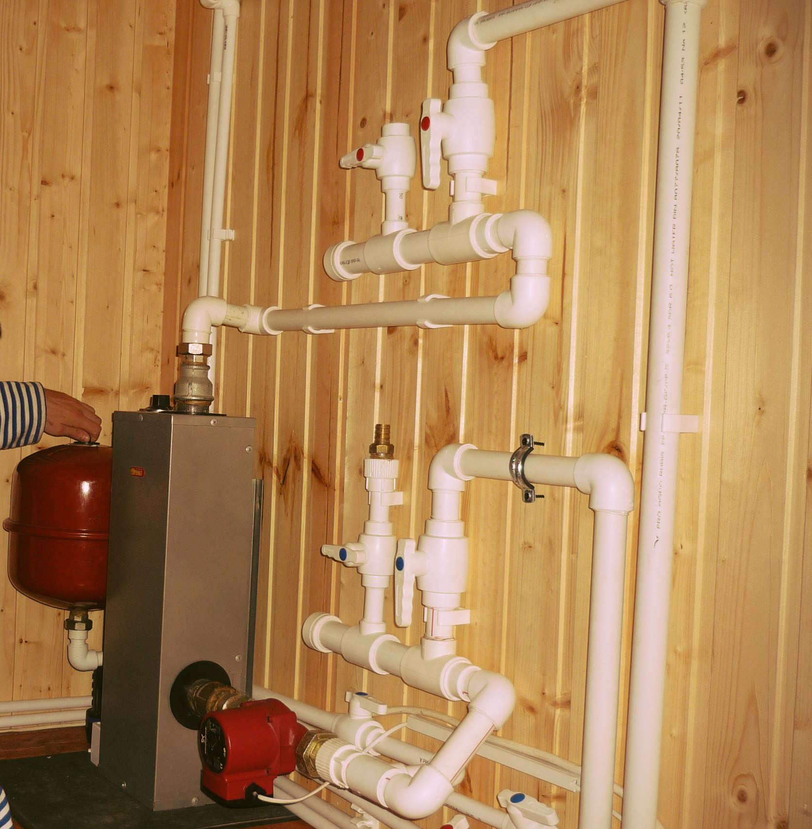 Самодельный электрокотел для отопления дома своими руками 54
