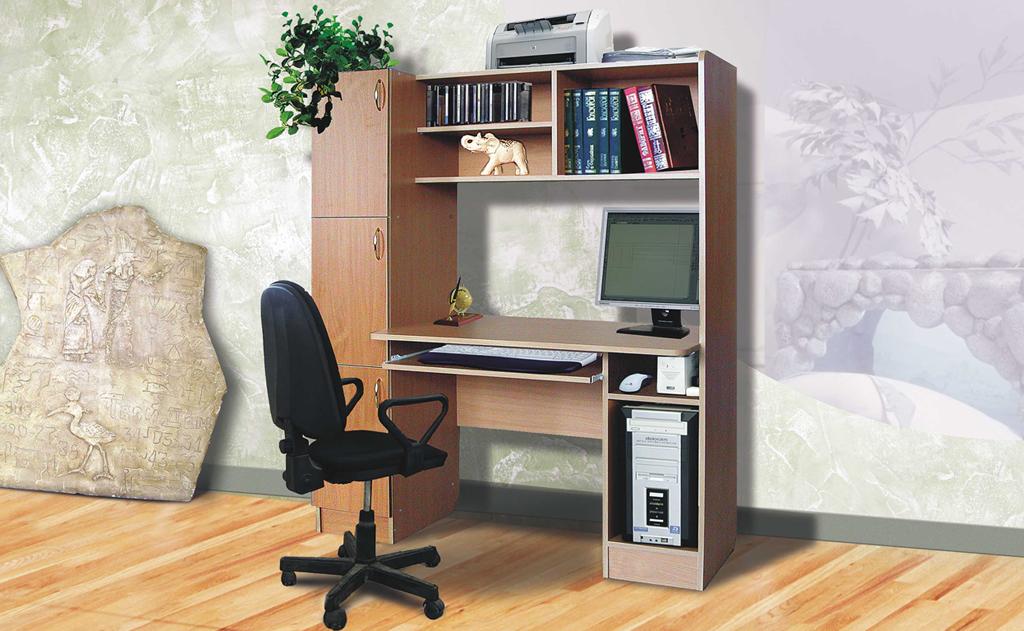 Пифагор. стол компьютерный. мебельный салон в новокуйбышевск.