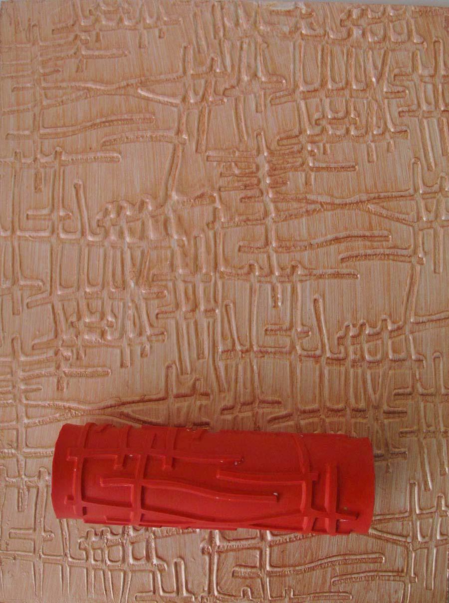 Декоративные валики для шпаклевки своими руками 676