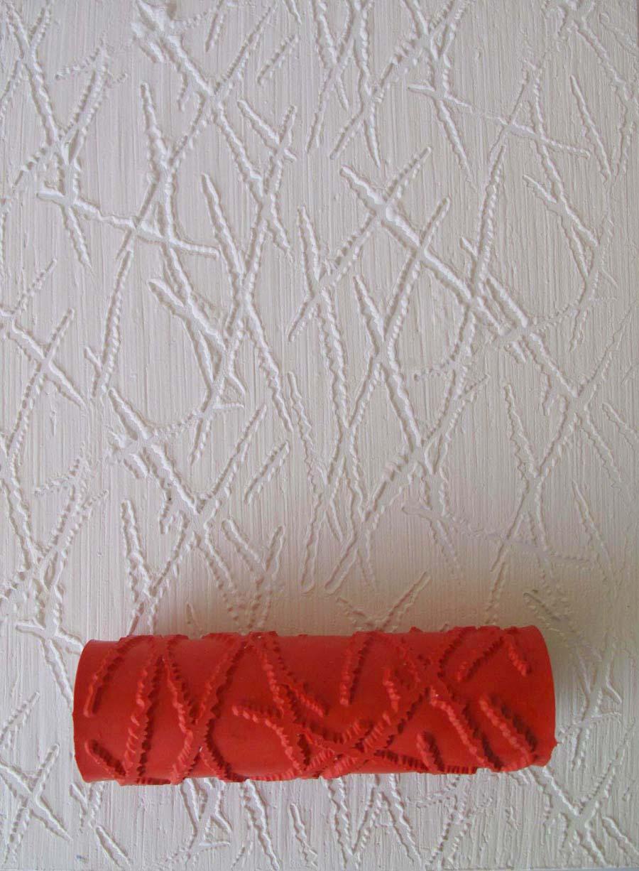 Как сделать валик своими руками для декоративной штукатурки