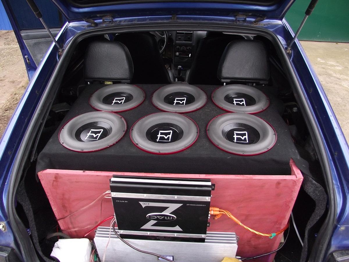 Как сделать звук в авто чище