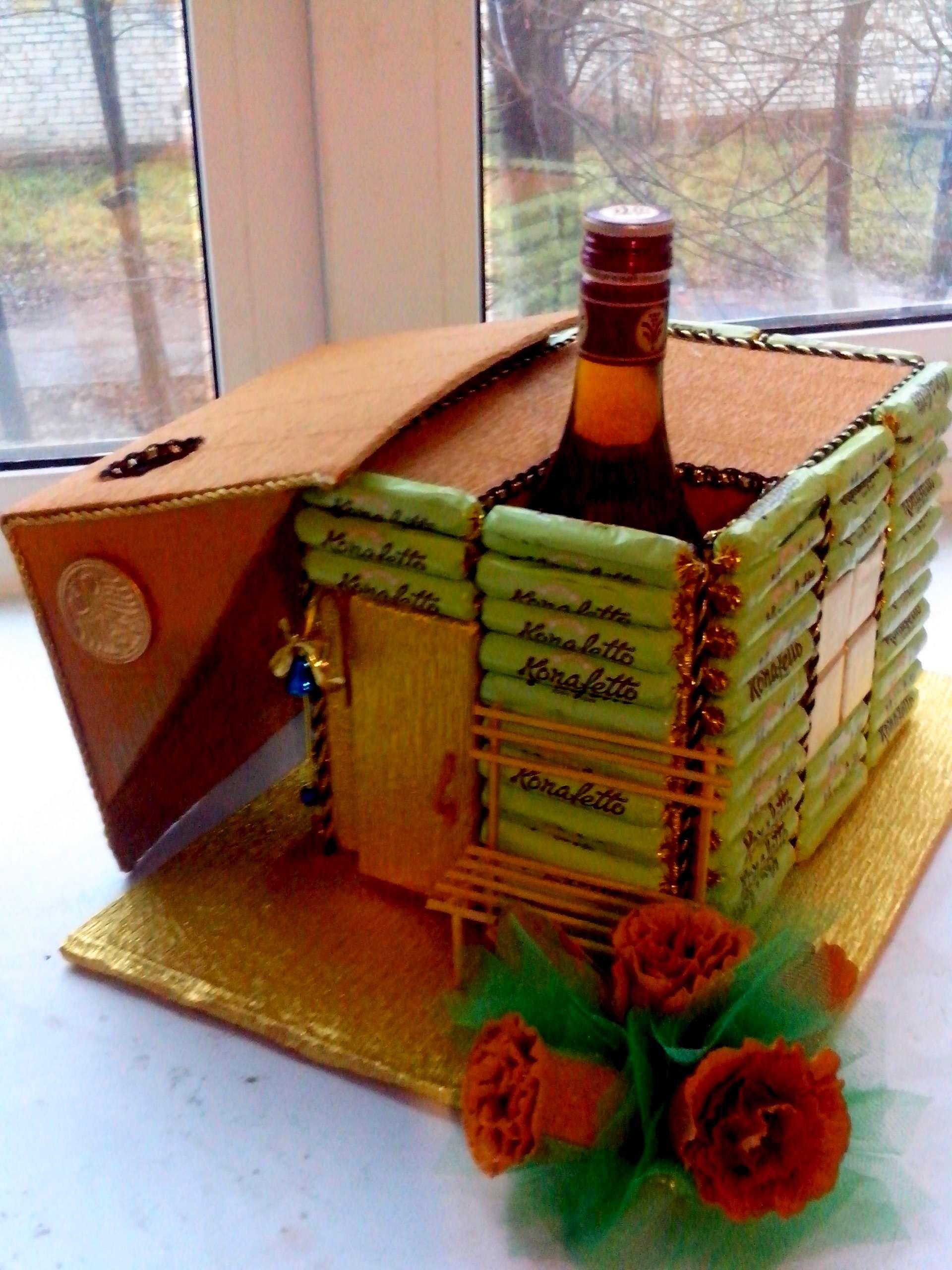 Подарки строителям, купить оригинальный подарок для 12