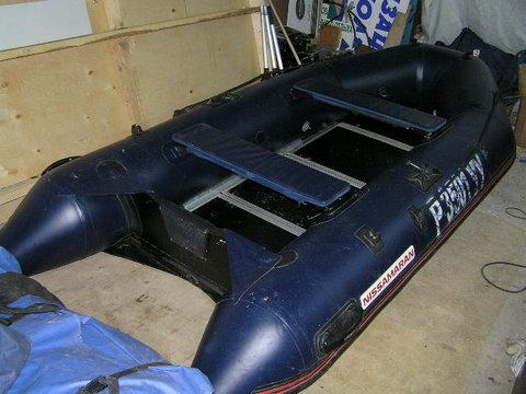 лодка ниссан маран 360 характеристики