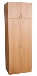 Шкаф для одежды комбинированный ш-3 - купить в компании мета.