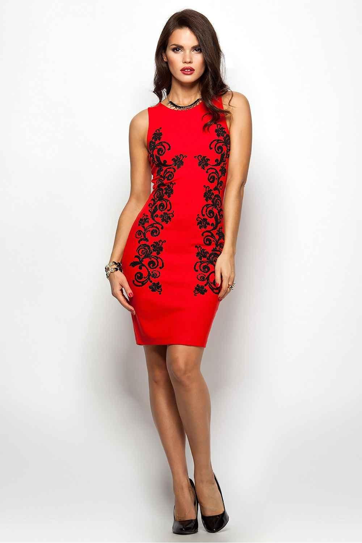 Платье для девушки на праздник фото