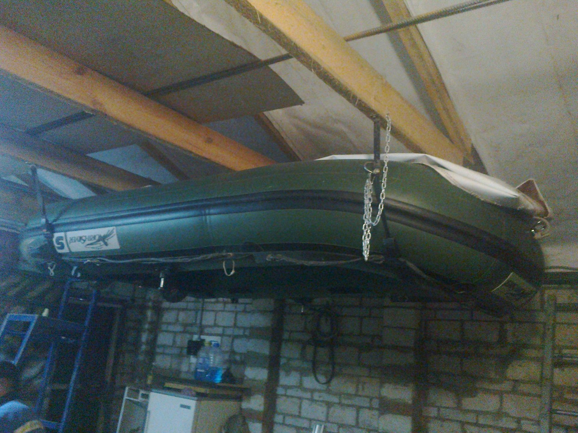 можно ли лодочный мотор хранить в холодном гараже