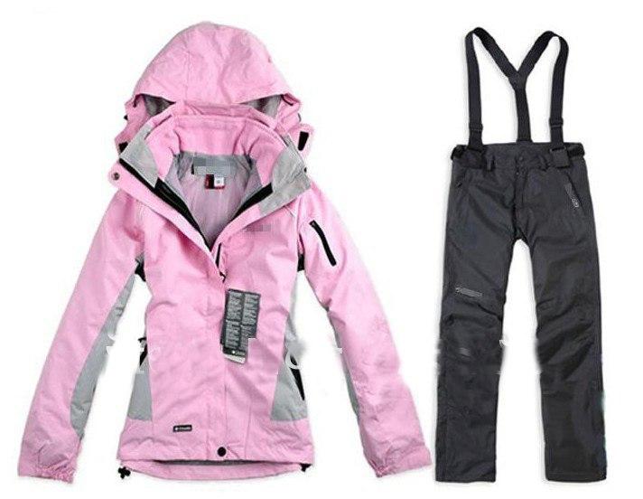 df7297494e08 Для модниц. — Купить Горнолыжный Костюм Женский Коламбия