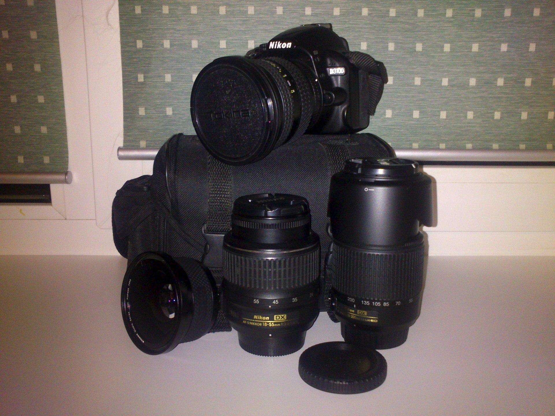 Nikon продажа 3