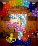 768 X 924 257.7 Kb 448 X 336 348.8 Kb 375 X 500 16.5 Kb 1092 X 516 89.2 Kb РАДУГА ШАРОВ *воздушные шарики для вашего праздника*