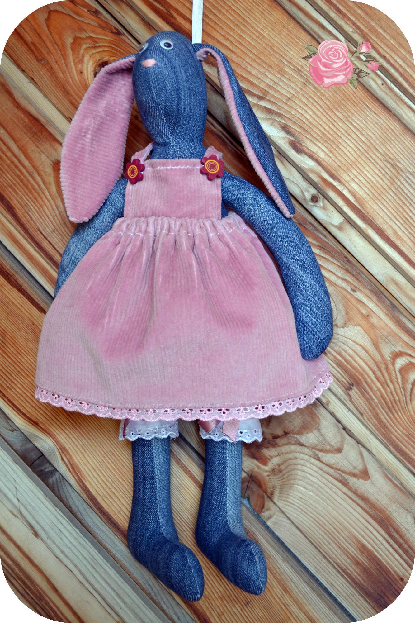Из джинс своими руками куклы 299