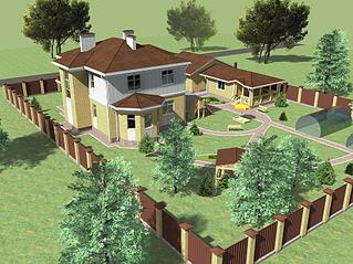 1920 X 1439 516.0 Kb Проекты уютных загородных домов