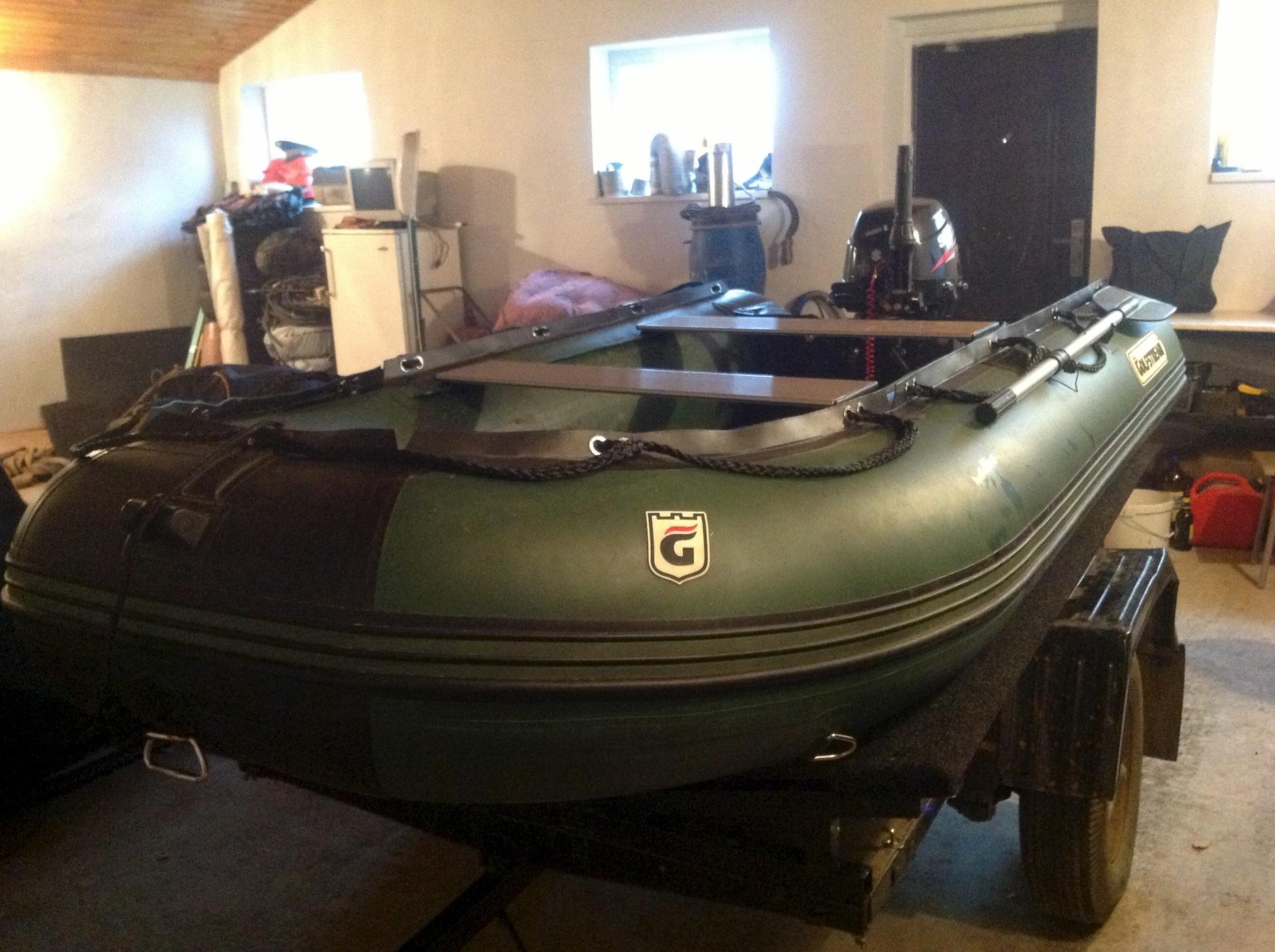 перевоза лодки