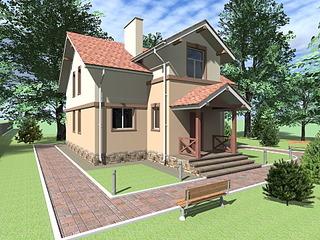 1920 X 1440 475.1 Kb 1920 X 1440 473.1 Kb Проекты уютных загородных домов