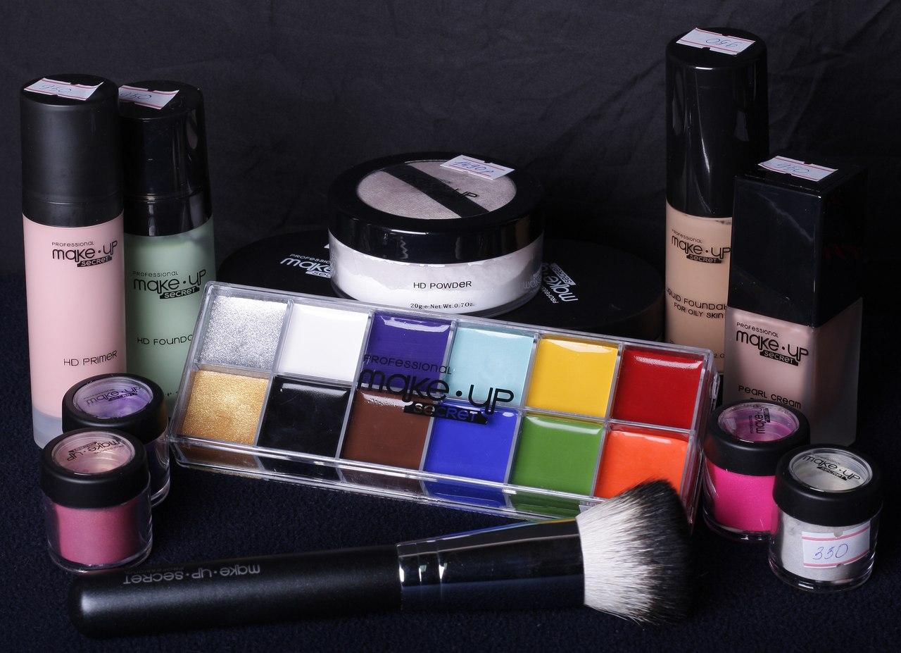 Сайт профессиональной декоративной косметики 17 фотография