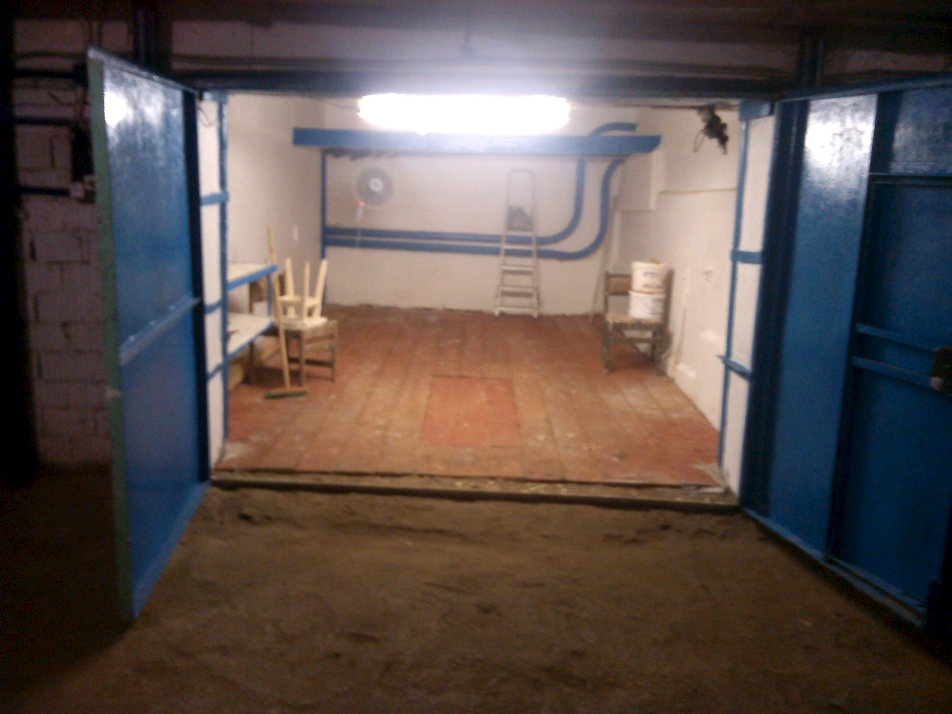 Светодиодное освещение в гараже - Lights-Market 99