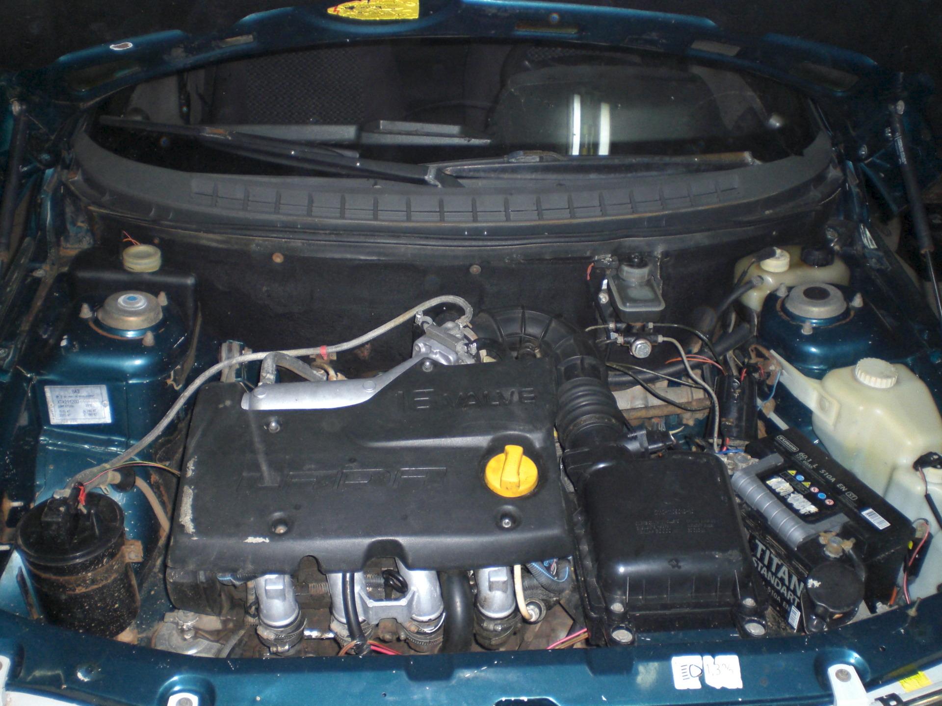 Фото №36 - замена термостата ВАЗ 2110 16 клапанов