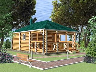 1920 X 1438 489.6 Kb Проекты уютных загородных домов