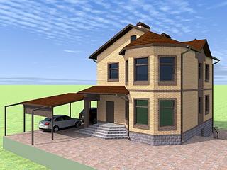 1920 X 1440 856.6 Kb Проекты уютных загородных домов