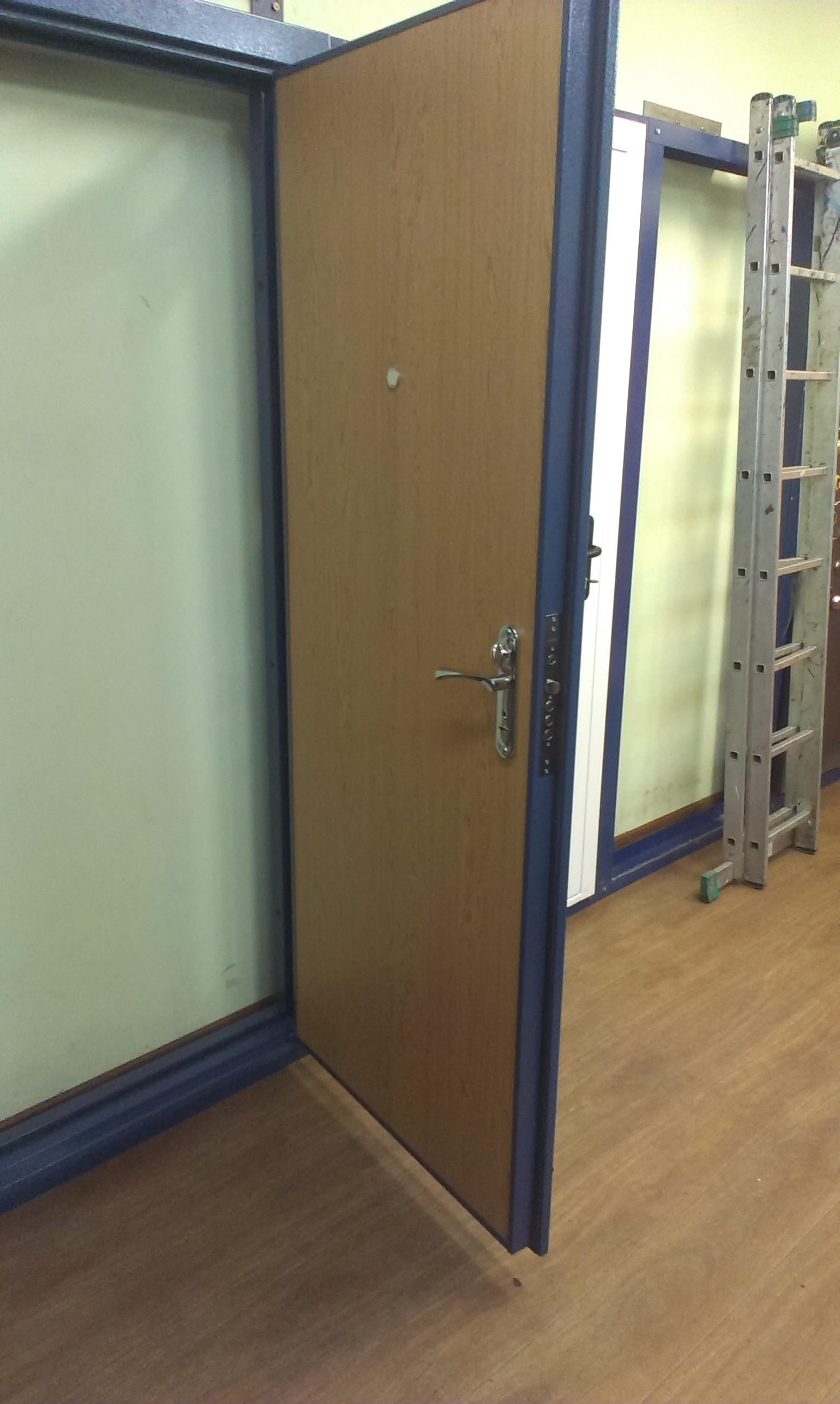 металлические двери эконом класса устанавливаемые на лестничных площадках
