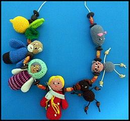 Игрушки на слингобусы своими руками 36