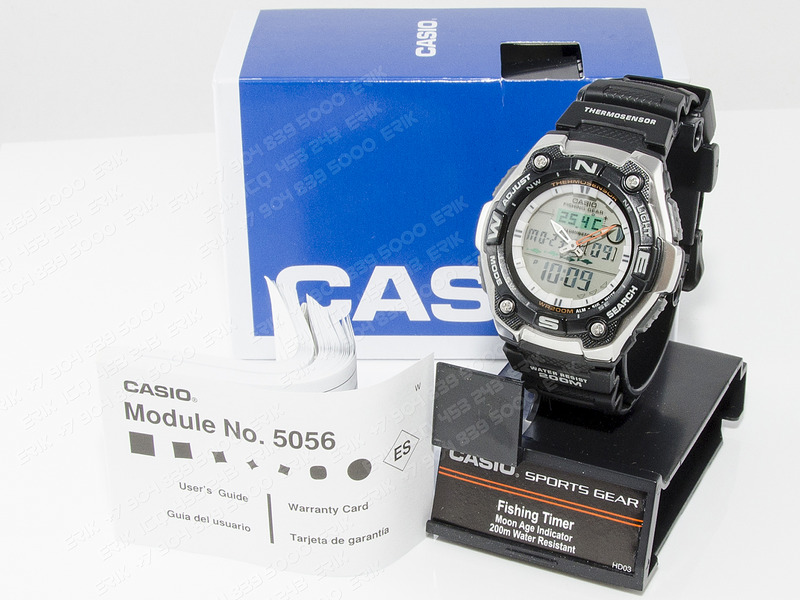 1500 X 1125 837.1 Kb Часы CASIO DW290-1V водонепронецаемые 200 (ДВЕСТИ!) метров дайвинг рыбалка охота ФОТО