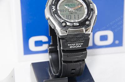 1500 X 994 692.8 Kb Часы CASIO DW290-1V водонепронецаемые 200 (ДВЕСТИ!) метров дайвинг рыбалка охота ФОТО