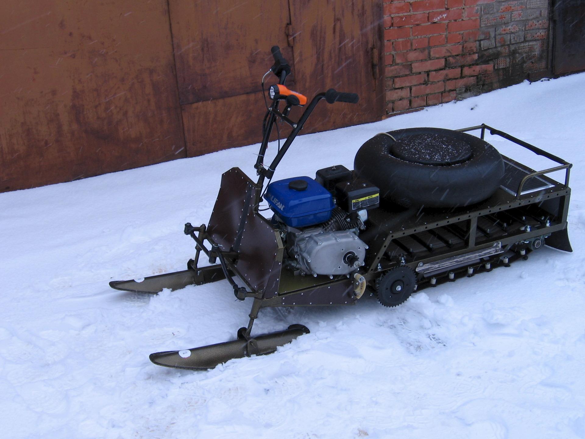 снегоход для рыбаков цена