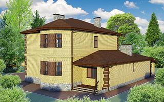 1920 X 1200 726.7 Kb Проекты уютных загородных домов