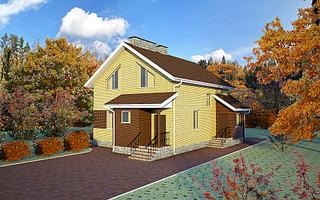 1920 X 1200 647.0 Kb Проекты уютных загородных домов