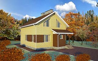 1920 X 1200 660.5 Kb 1920 X 1200 647.0 Kb Проекты уютных загородных домов