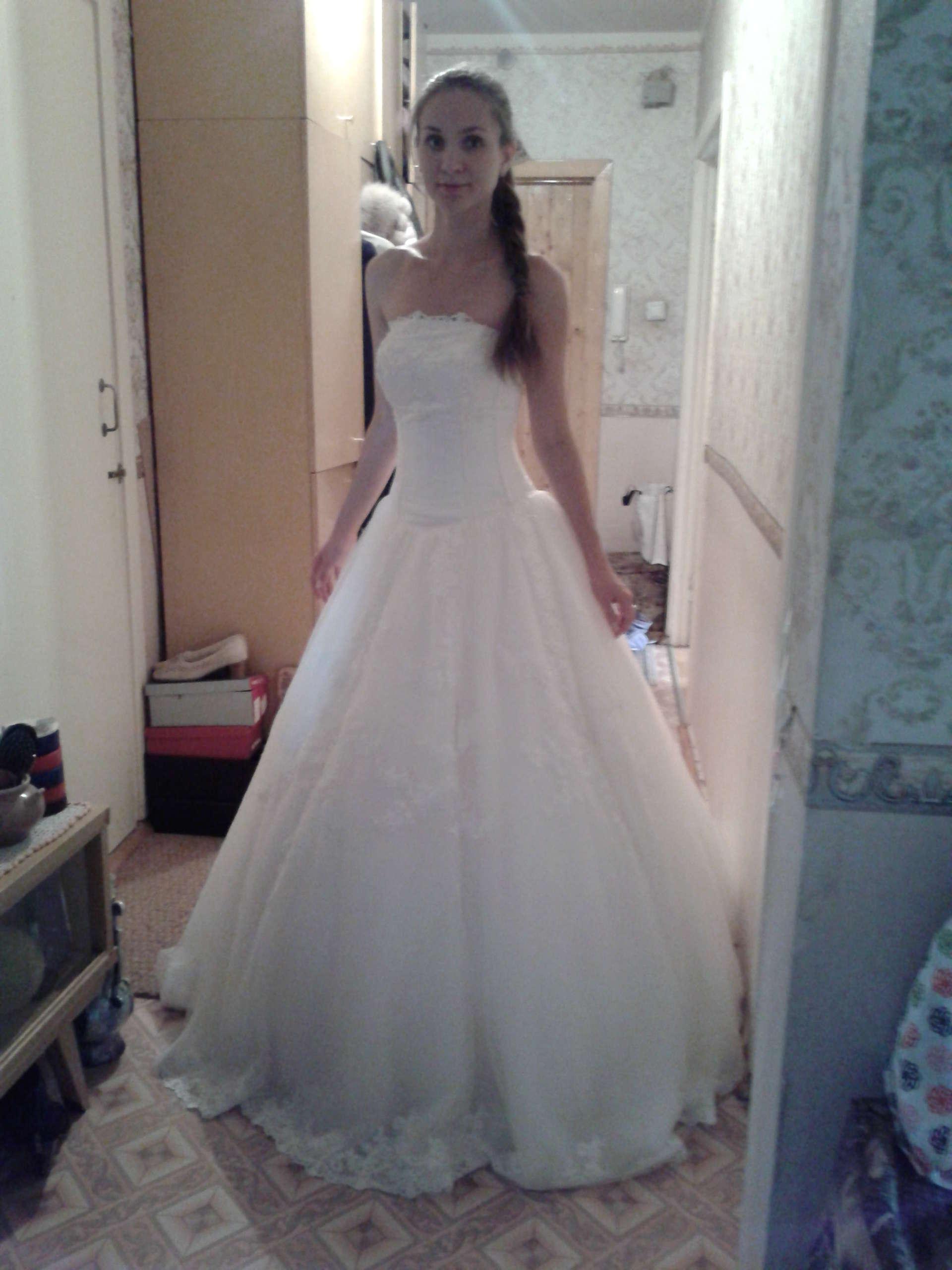 Заказ свадебного платья интернету