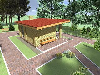 1920 X 1440 615.0 Kb Проекты уютных загородных домов
