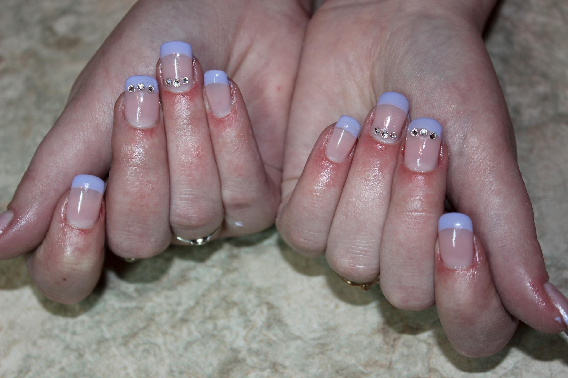 Ужасные фото наращивания ногтей