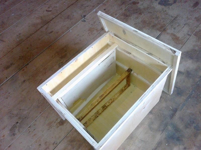 Ящики для переноски рамок своими руками 99