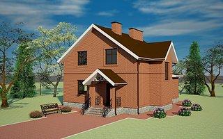 1920 X 1200 601.2 Kb Проекты уютных загородных домов