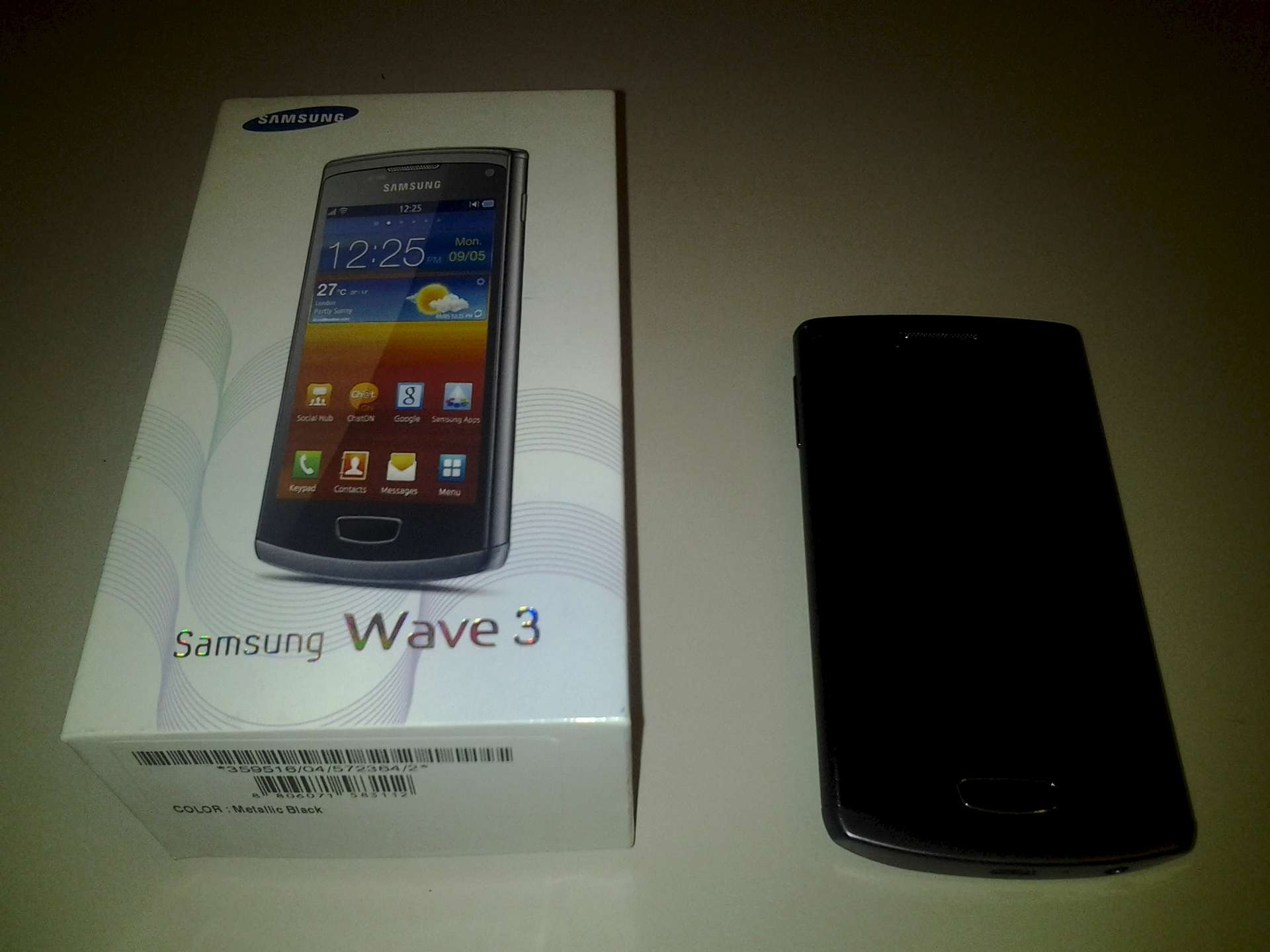 TÉLÉCHARGER PLAY STORE SAMSUNG WAVE 3 GT-S8600