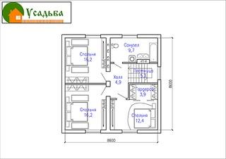 990 X 700 146.5 Kb 990 X 700 149.6 Kb Проекты уютных загородных домов
