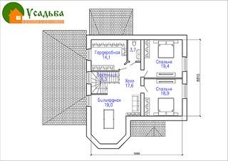 990 X 700 242.3 Kb 990 X 700 205.5 Kb Проекты уютных загородных домов