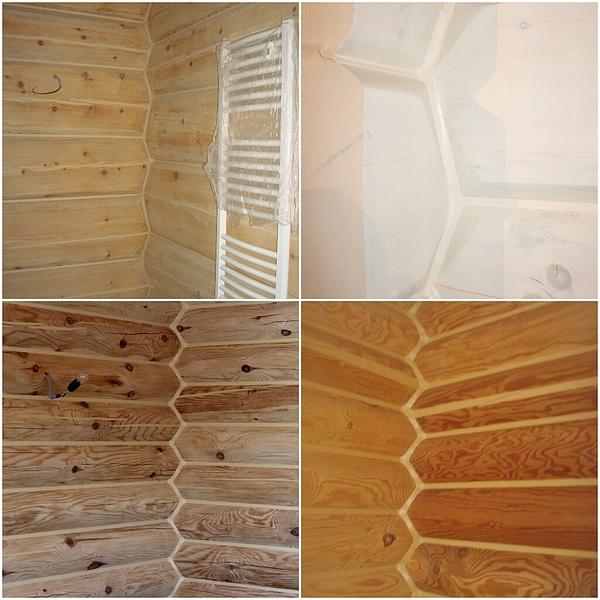 1024 X 1024 698.9 Kb Отделка деревянных домов: шлифовка, покраска, конопатка, теплый шов (Фото).