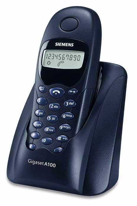 Сотовые телефоны Siemens.